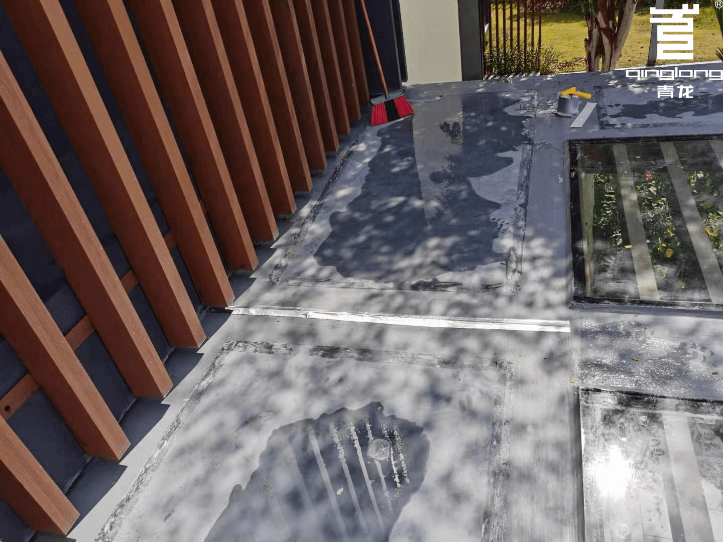 ROOTOP LEAKING QINGLONG WATERPROOFING