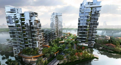 Luxelakes Eco-City, Chengdu